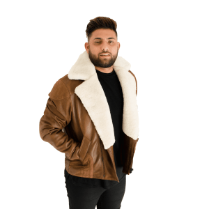 Men's Lover Nubuck Jacket