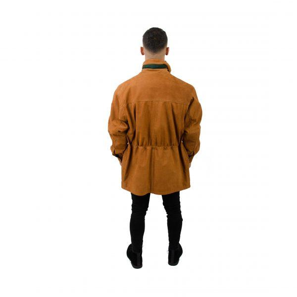 Tim Nubuck Leather Jacket