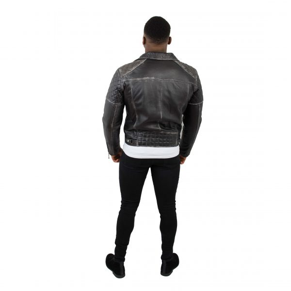Biker Style Fashion Jacket
