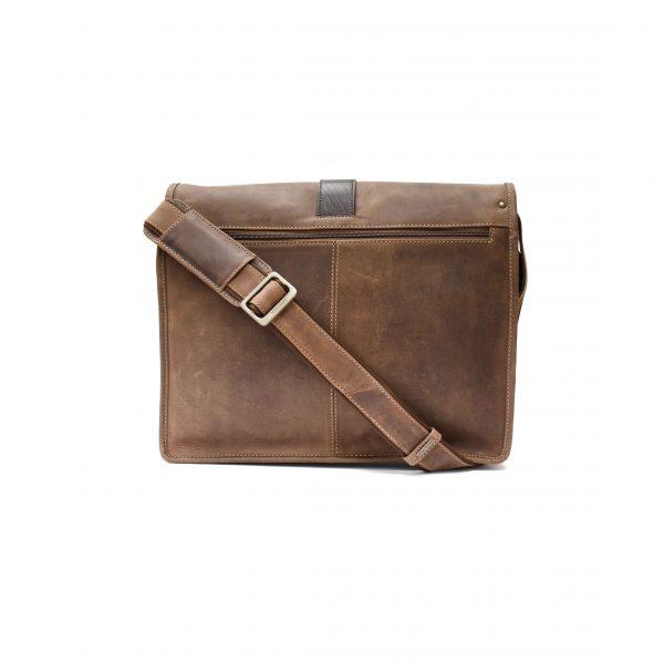 The Commuter Messenger Bag